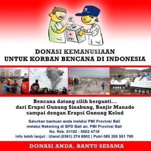 Donasi Bencana